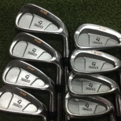 Mizuno Jpx 850 Forged Iron Set Golf Clubs Chicago Style