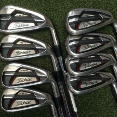 Mizuno Mp 60 Cut Muscle Iron Set 5 Pw Used Chicago